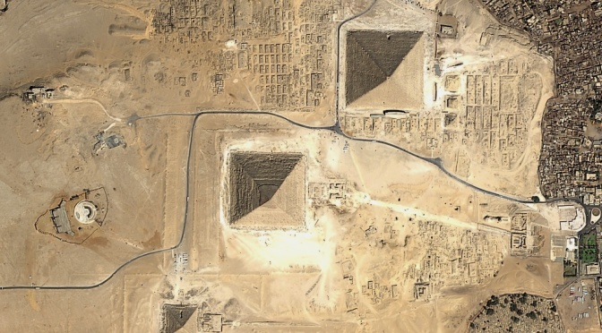 If Indiana Jones had only had a satellite … The many wonders of space archaeology