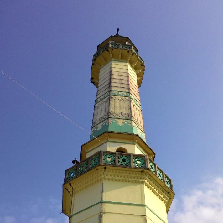 Menara Masjid Azizi