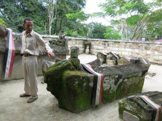 makam raja-raja Batak