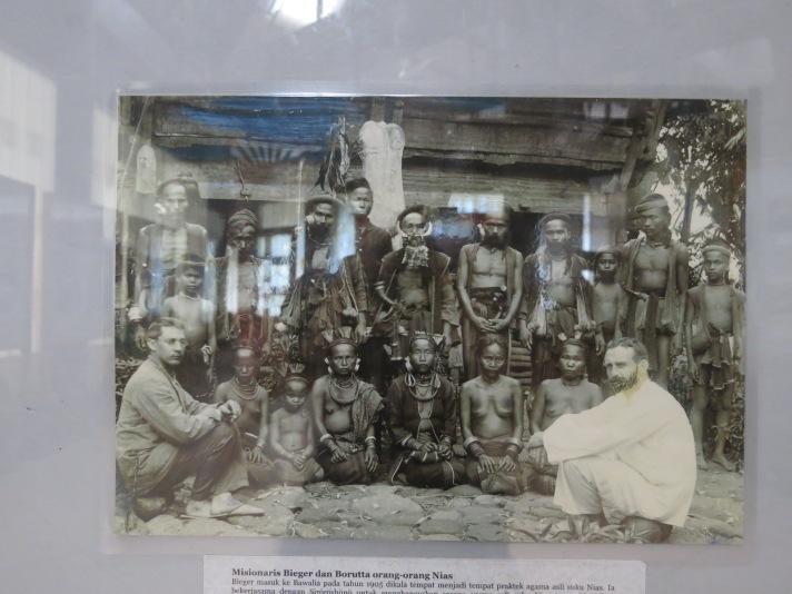 Koleksi dokumentasi kedatangan misionaris