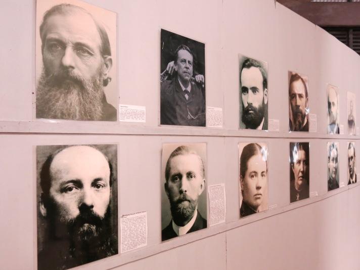 Para misionaris yang pernah mengabdi di Nias